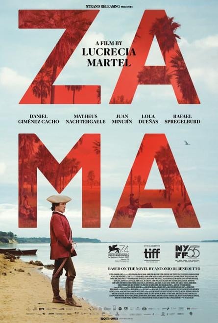 Zama (region-1 DVD)