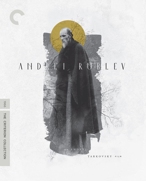 Andrei Rublev (Criterion region-A 2 blu-ray)