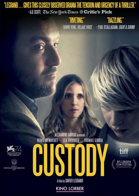 Custody (region-1 DVD)