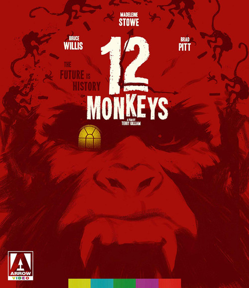 12 Monkeys (region-A blu-ray)