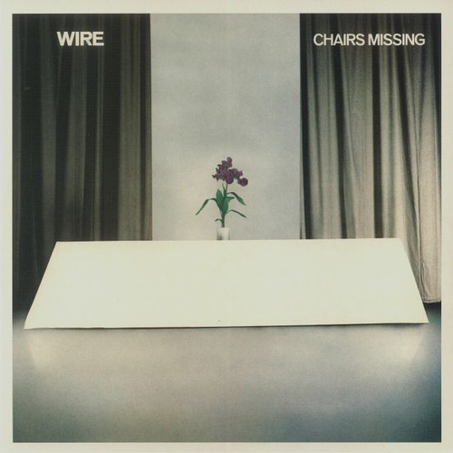 Chairs Missing (2018 remastered vinyl LP)