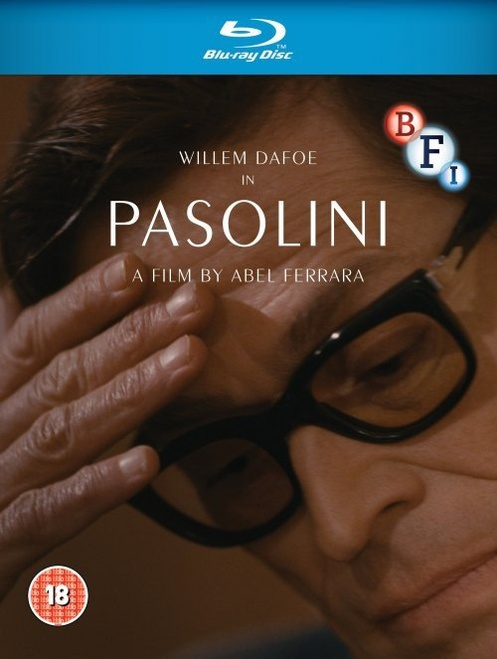 Pasolini (region B blu-ray)