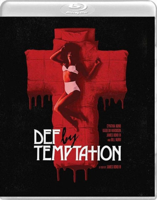 Def by Temptation (region-free blu-ray/DVD)