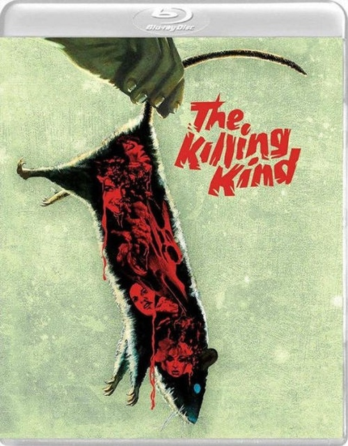 The Killing Kind (region-free blu-ray/DVD)