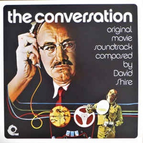 The Conversation (original soundtrack vinyl LP)