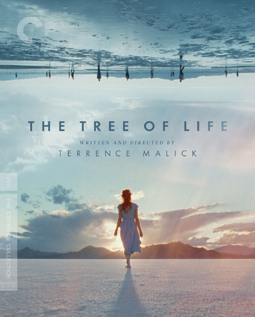 The Tree of Life (Criterion region-1 3DVD)