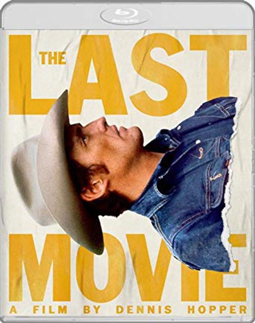 The Last Movie (region-A blu-ray)