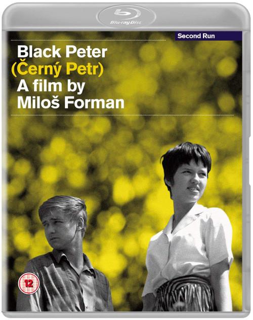 Black Peter (region-free blu-ray)