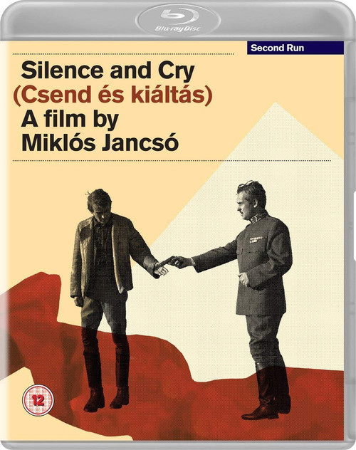 Silence and Cry (region-free blu-ray)