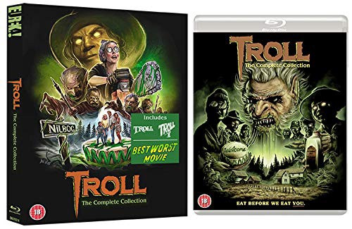 Troll: The Complete Collection (region-B 2 Blu-ray set)