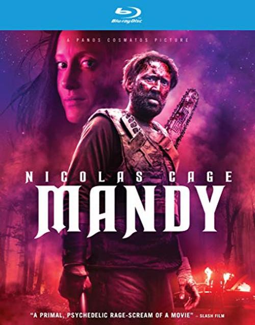 Mandy (region-A blu-ray)