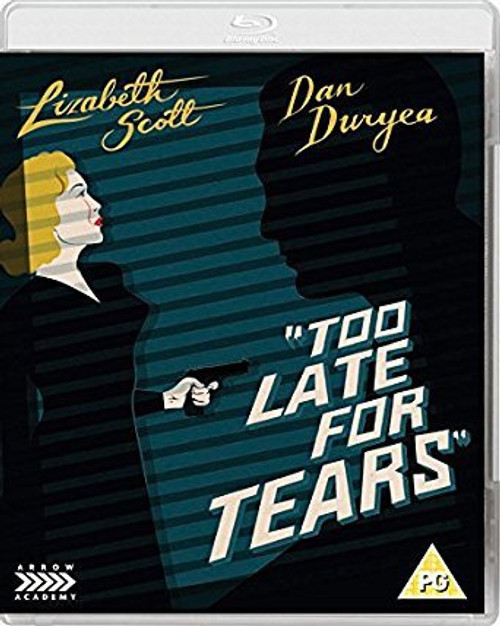 Too Late For Tears (DVD / Blu-ray combo)