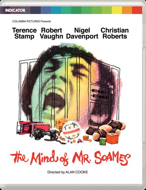 The Mind of Mr. Soames (region-free Blu-ray)