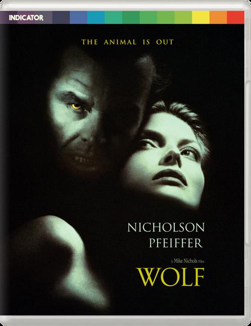 Wolf (region-free Blu-ray)