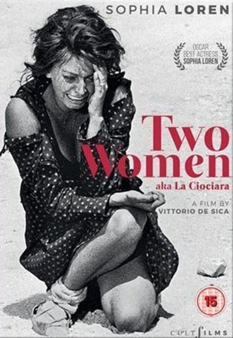 Two Women (HD restored version DVD)