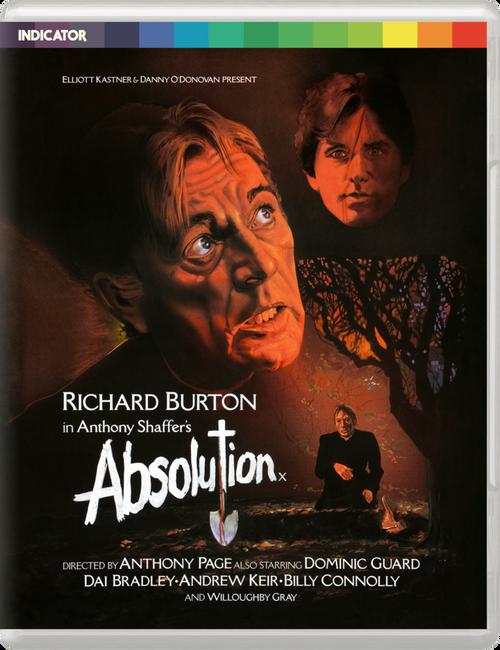 Absolution (region-free Blu-ray)