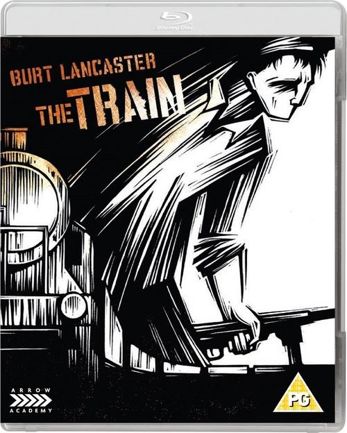 The Train (region B blu-ray)