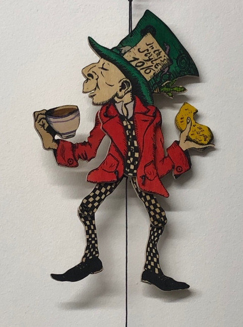 Mad Hatter Jumping Jack