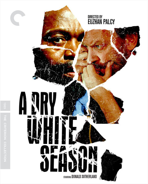 A Dry White Season (Criterion region-1 DVD)