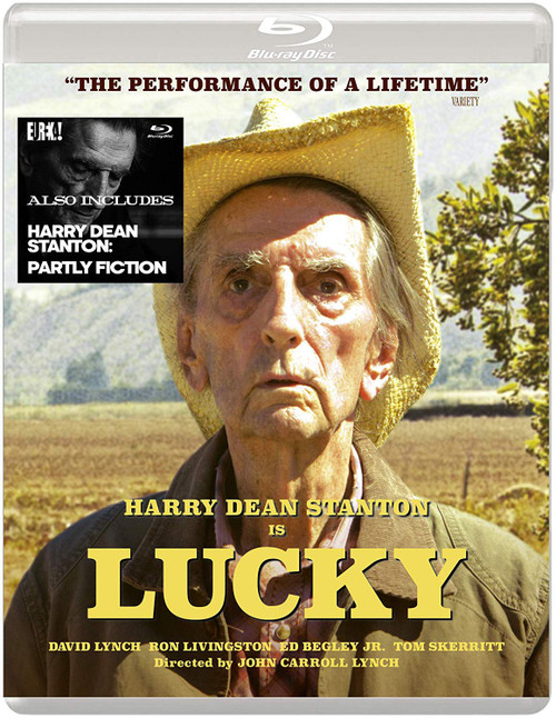 Lucky (region-B Blu-ray)