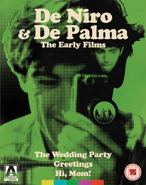 De Niro and De Palma: The Early Films (Blu-ray box set)