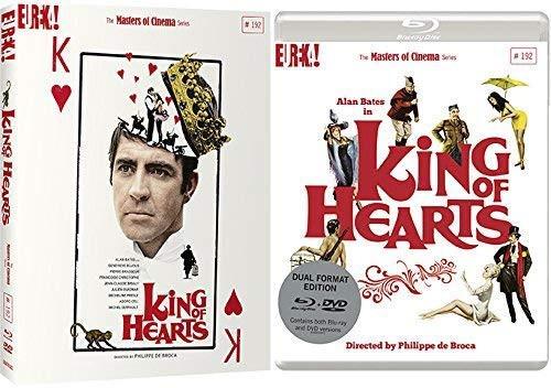 King of Hearts (region-B/2 Blu-ray/DVD)