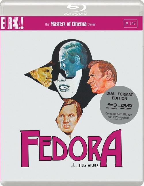 Fedora (region-B/2 Blu-ray/DVD)