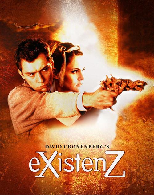 eXistenZ (region-B/2 blu-ray/DVD)