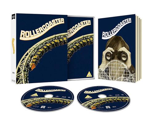 Rollercoaster (region-B/2 Blu-ray/DVD)