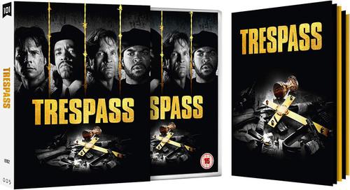 Trespass (region-B/2 Blu-ray/DVD)