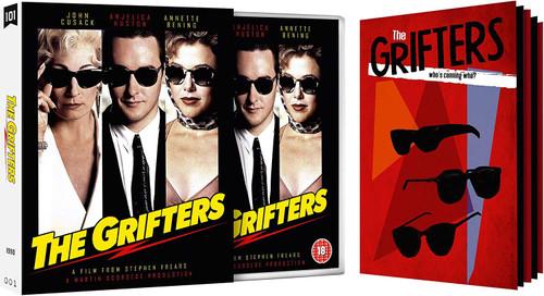 The Grifters (region-B/2 Blu-ray/DVD)
