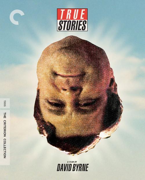 True Stories (Criterion region-1 2DVD)