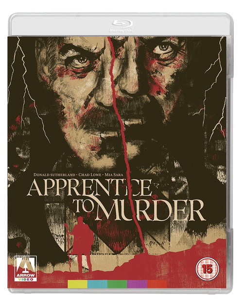 Apprentice to Murder (region-B blu-ray)