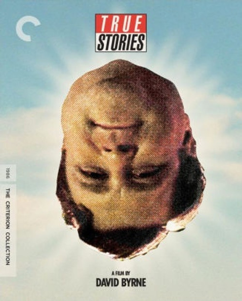 True Stories (Criterion region-A Blu-ray with CD)