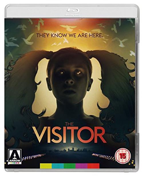 The Visitor (region-B/2 blu-ray/DVD)