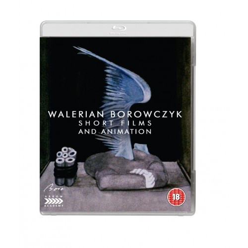 Walerian Borowczyk Short Films and Animation (region B/2 Blu-ray/DVD)