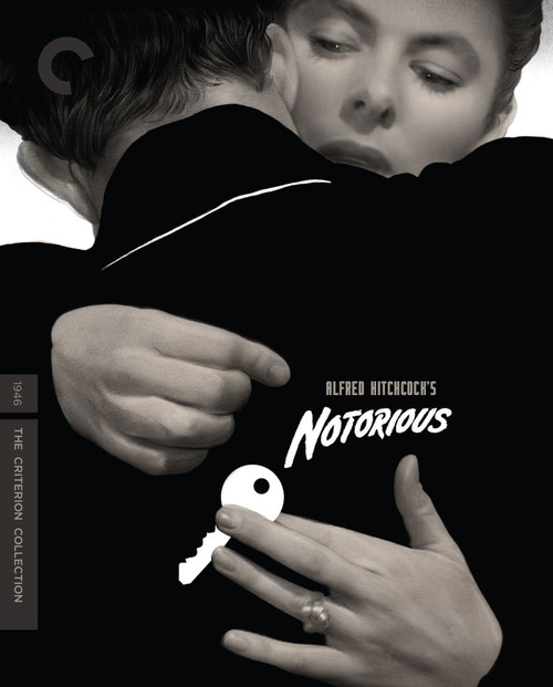 Notorious (Criterion region-1 2DVD)