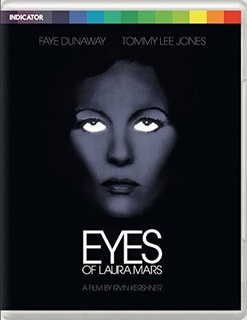 The Eyes of Laura Mars (region-free blu-ray/DVD)