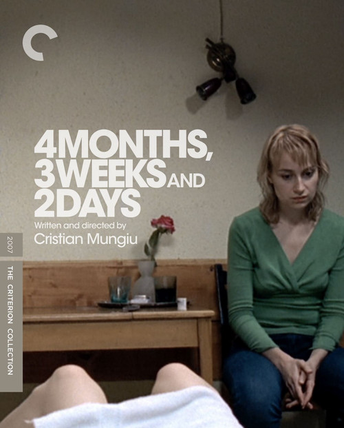 4 Months, 3 Weeks and 2 Days (Criterion region-A blu-ray)