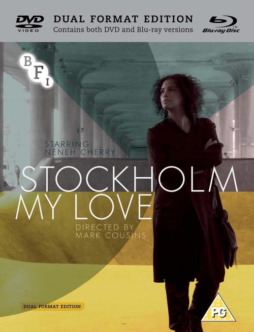Stockholm My Love (region-B/2 blu-ray/DVD)