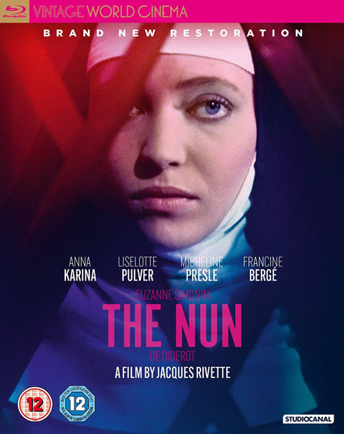 The Nun (region-B blu-ray)