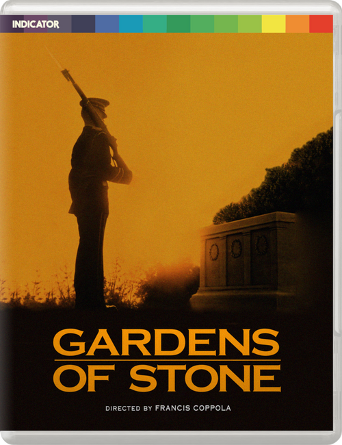 Gardens of Stone (region-free blu-ray)