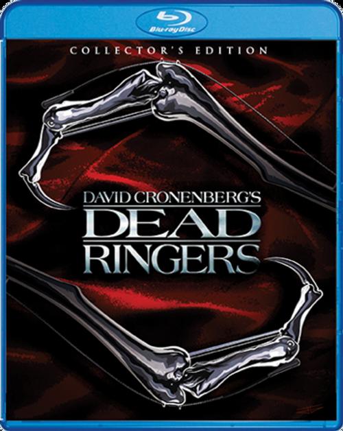 Dead Ringers (region-A 2 blu-ray set)