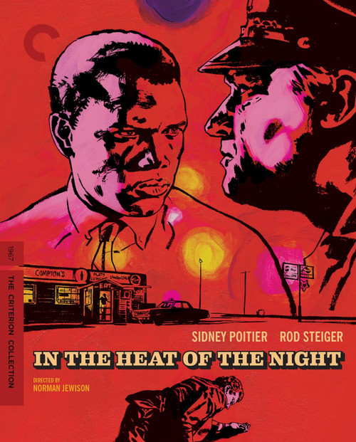 In the Heat of the Night (Criterion region-A blu-ray)