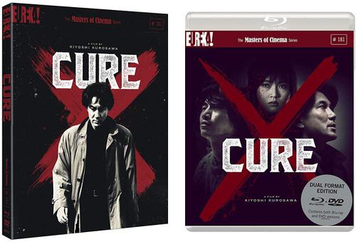 Cure (region-B/2 Blu-ray/DVD)