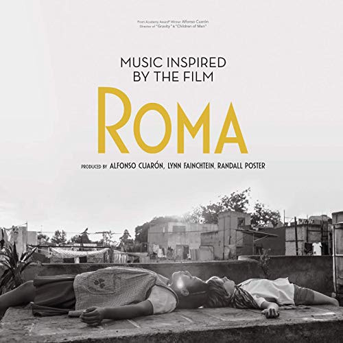 Roma (Music inspired by the Film CD)