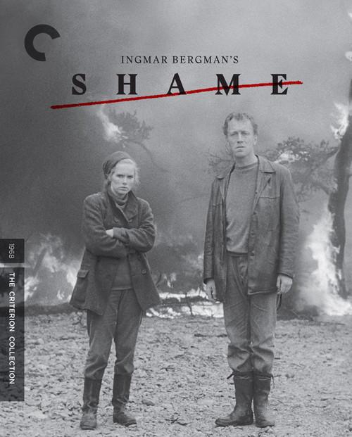 Shame (Criterion region-1 DVD)