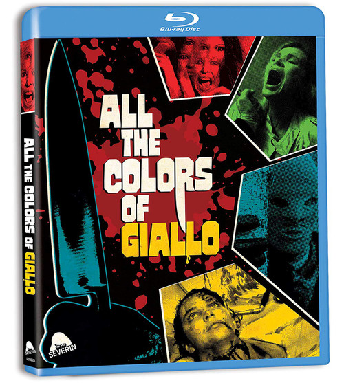 All the Colors of Giallo (region-free blu-ray + CD special edition)
