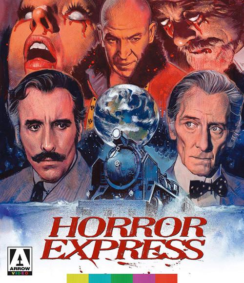 Horror Express (region-A blu-ray)
