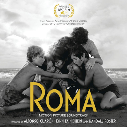 ROMA: Original soundtrack (CD)